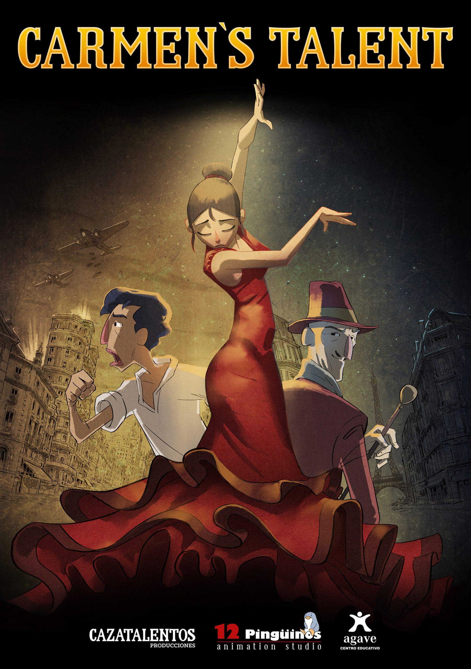 Carmen's Talent affiche