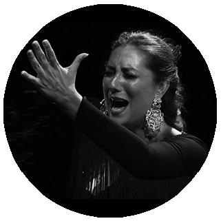 Marina Heredia - singer